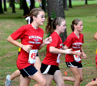 Muscle Shoals XC at Brooks Invitational
