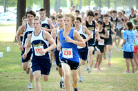Florence Cross Country 2011