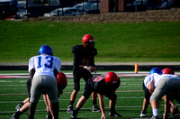 MSMS 7th grade FB vs. Florence