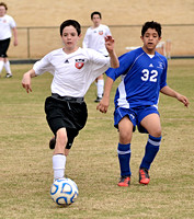 Soccer: Florence at MSMS